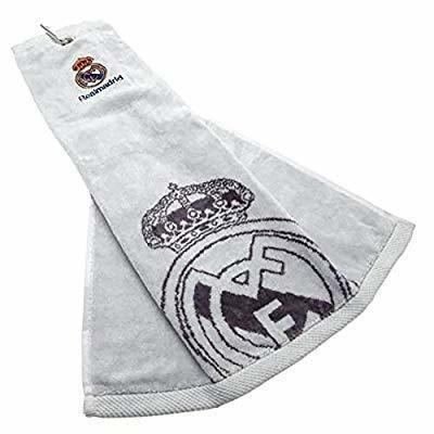 REAL MADRID Trifold Woven Towel + Carab