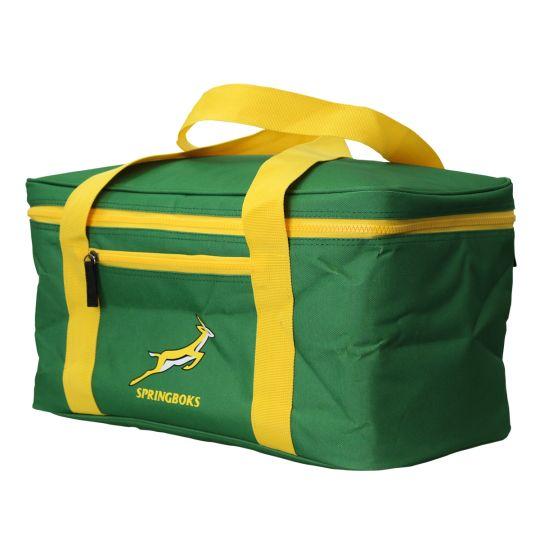 Springbok - Tailgate 21L Cooler Bag, Green/Gold.