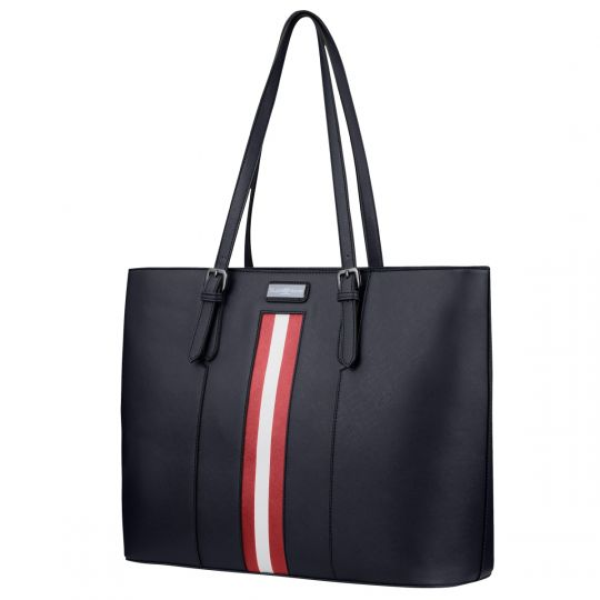 SupaNova - Janey 15.6inch  Laptop handbag Navy.