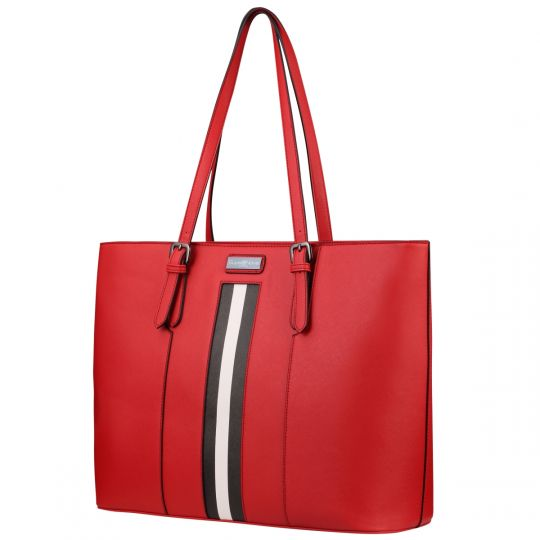 SupaNova - Janey 15.6inch Laptop handbag Red.