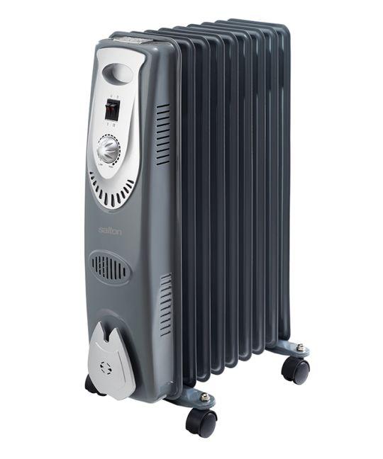 Salton - SOH11 11 Fin Oil Heater