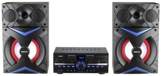 Sinotec - 2.0 Channel Loudspeaker System