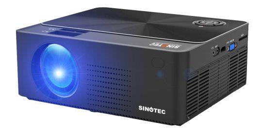 Sinotec - LED Projector(SPJ-W2)