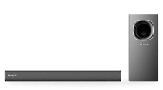 Skyworth - 2.1 Channel Soundbar System -Wireless Sub Woofer