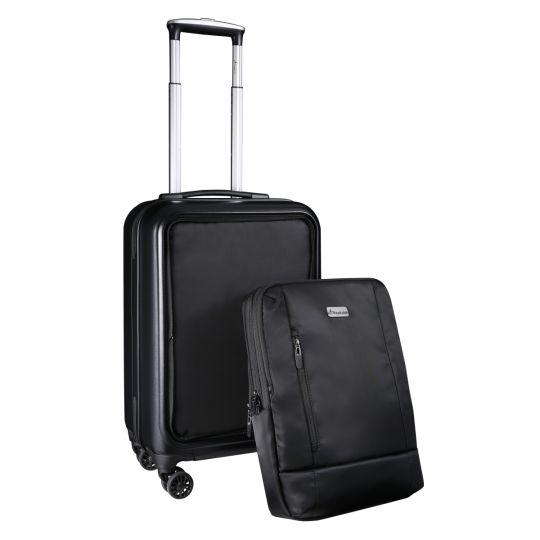 Travelwize - Mark Detachable PC Upright Trolley 20 - Black