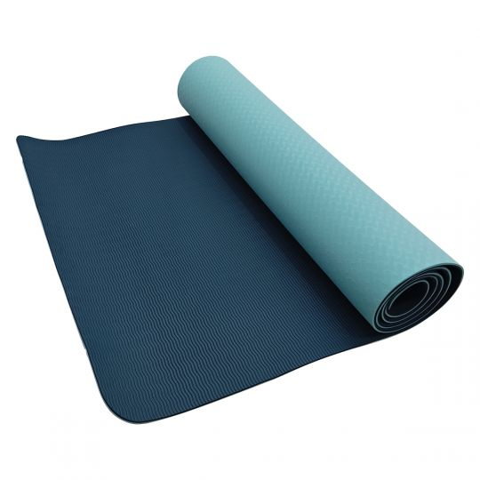 Volkano - Active Non Slip TPE Yoga Mat Mint