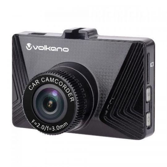 Volkano - Suburbia Series 720P Dash Camera