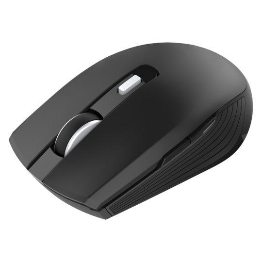 VolkanoX - Uranium series 6 button Wireless Mouse - black