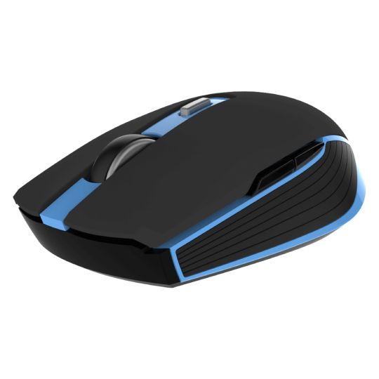 VolkanoX - Uranium series 6 button Wireless Mouse - blue