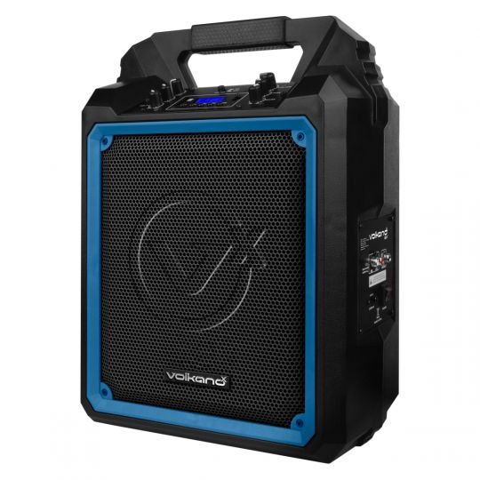 """Volkano X - Heavy series 6.5"""" speaker with wired mic"""