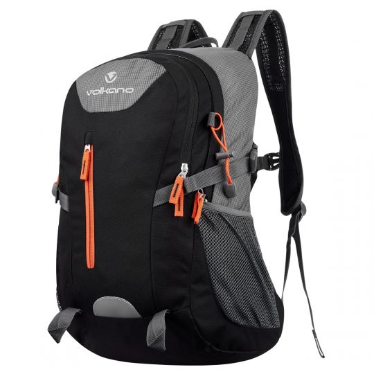 Volkano - Tundra Series Dayback Grey/Orange
