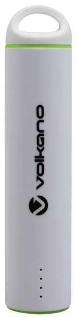 Volkano - Mini Erupt Power Bank 2600 mAh (White)