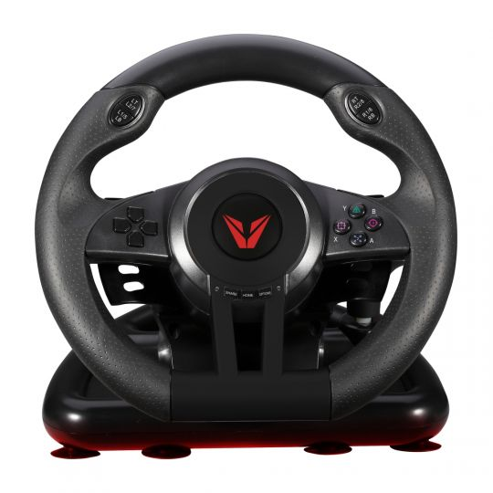 VolcanoX - Gaming Steering Wheel for PS3/PS4/PC/Xbox One/Xbox 360/Nintendo Switch