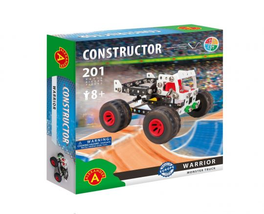 Alexander Constructor - Warrior