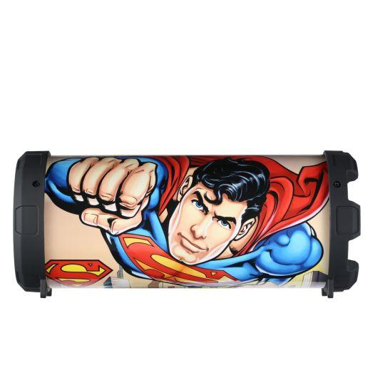 Warner Brothers - Warner Mini Tube Bluetooth Speaker Superman