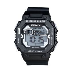 Xonix - NF-005 Mens Digital Black