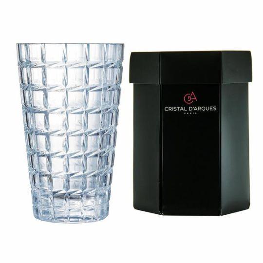 Cristal Darques - Collectionneur Vase 2.73LT (270MM HT)