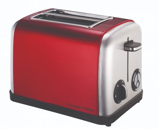 Russell Hobbs - Gen2 Legacy 2 Slice Toaster (Red ) 18260SA
