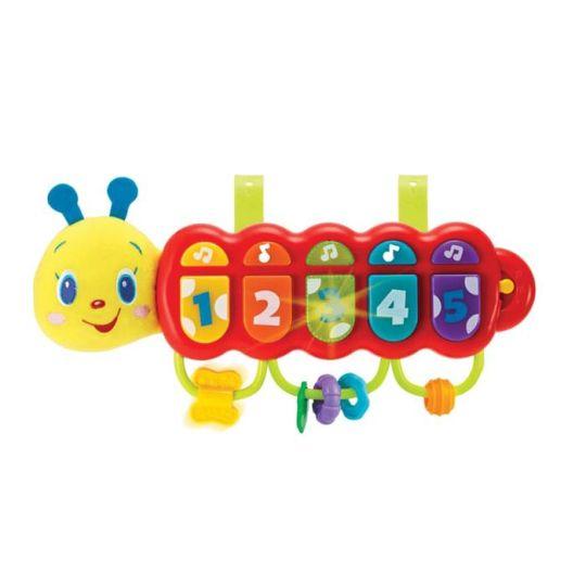 Winfun - Light Up Musical Caterpillar