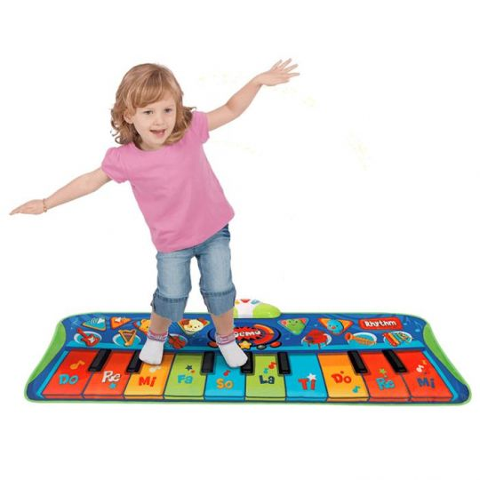 Winfun - Cool Step-to-Play Giant Piano Mat