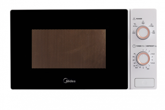 Midea - 20L Digital Microwave - White
