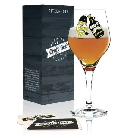 Ritzenhoff - Craft Beer Glass C.Radel