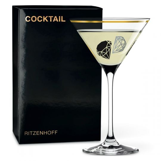 Ritzenhoff -  Next Cocktail Glass P.Garland