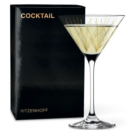 Ritzenhoff -  Next Cocktail Glass V.Jacquart