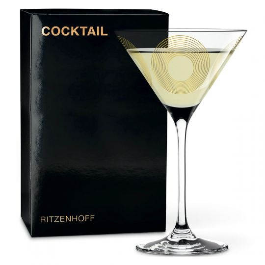 Ritzenhoff - Next Cocktail Glass V.Jacquart 2