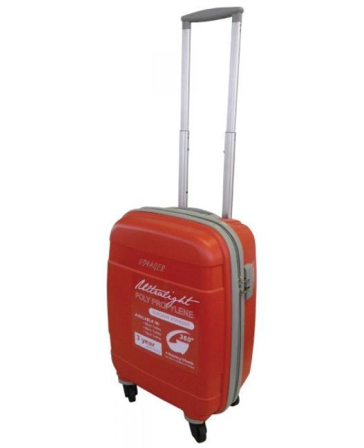 Elegant - 50cm Global Spinner Cabin Case (Red)