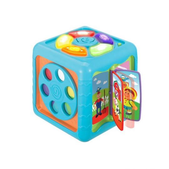 Winfun - Side To Side Discovery Cube