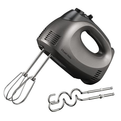 Russell Hobbs - RH1140 Satin Hand Mixer( Without stick blender and base)