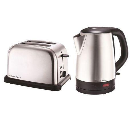 Russell Hobbs - RHSSP28 RH 2pc Pack KTl & 2slice Toaster
