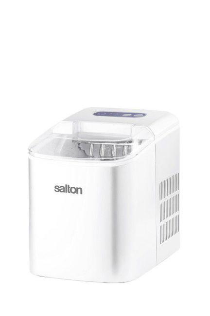 Salton - SIMM12 12kg Ice Maker - White