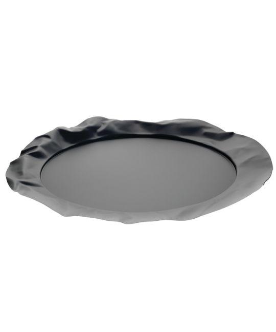 Alessi - Clotet Foix Round Tray 44cm  Black