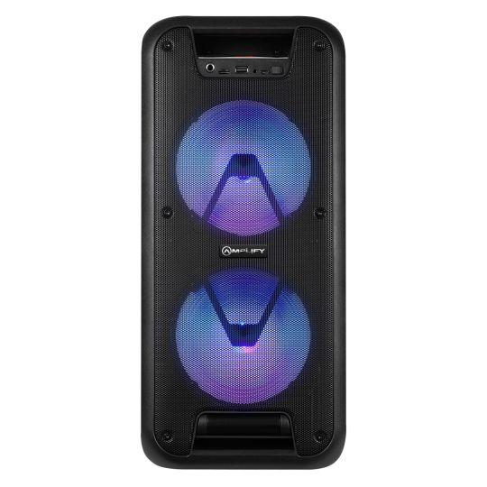 "Amplify - Olympus Series Dual 6.5"" Bluetooth Speaker with Mic"