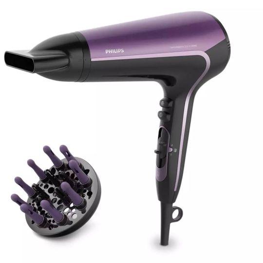 Philips -  Drycare Advanced Dryer 2200w  Sensor Genie (Purple)