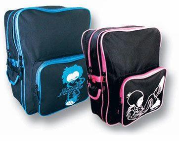Blue Juice - No.10 Zip Backpack (Pink)