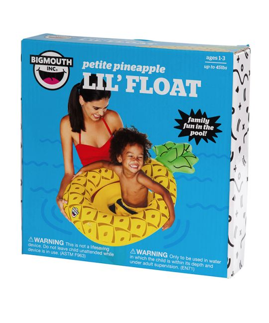 BigMouth - Pineapple Lil' Float