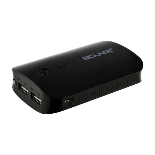 Bounce - 4000mAh Juiced Series Power Bank (Black)