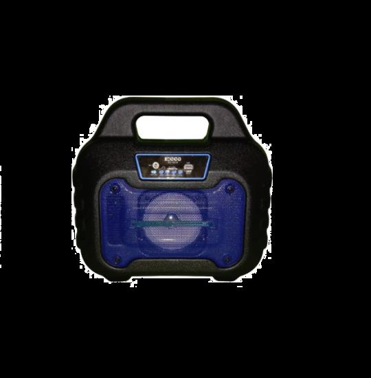 ECCO - Portable Speaker (Blue)