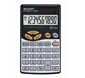 Sharp - EL480SB Calculator