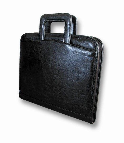 Tosca - Executive Folio Without  Calculator (Black)