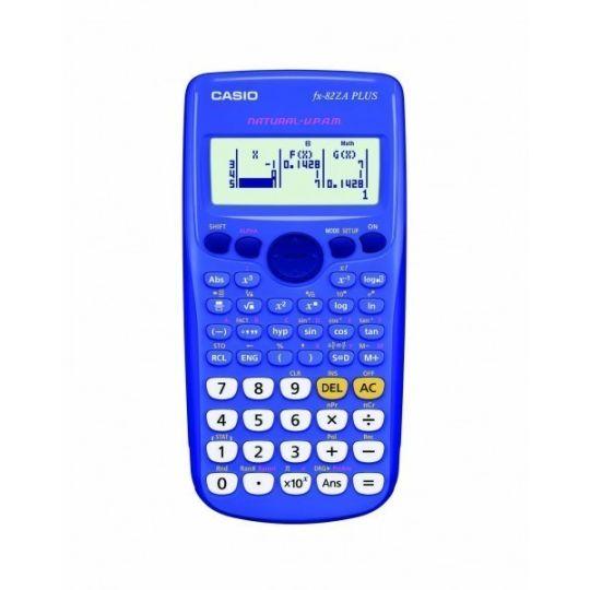 Casio - Scientific Calculator FX-82ZA PlusII (Blue)