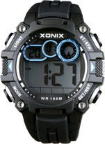 Xonix - GG-004 Men's Digital Black