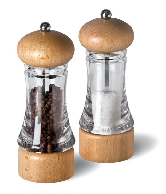 Cole & Maison - Basics Salt & Pepper Gift Set