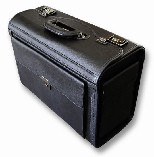 Tosca - Hard Pilot Case (Black)