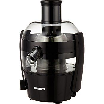 Philips - Viva Collection Juicer (Black)