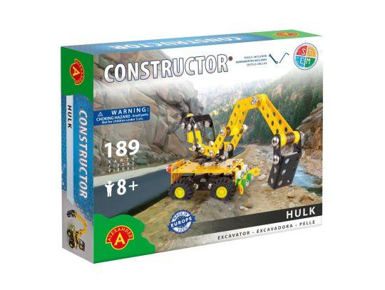 Alexander Constructor - Hulk - Excavator