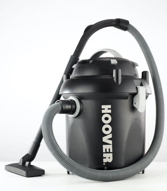 Hoover - HWD20 V/CLNR Wet Dry Black